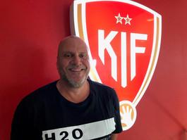 Dagens KIF-holdleder: Kell Thustrup