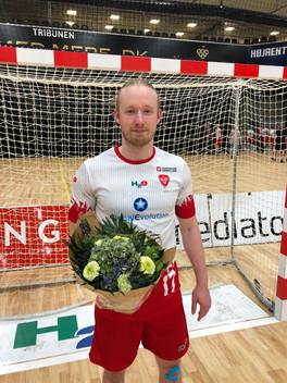 Dagens KIF-spiller: Andreas Væver