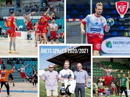 Peter Balling er årets KIF Kolding spiller 2020/2021