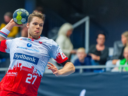 KIF Kolding siger farvel til Troels Jørgensen