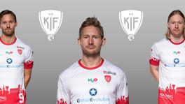 KIF har tre spillere på topscorerlisten