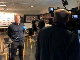 Christian Hjermind er ny direktør i KIF Kolding – Andreas Toudahl fortsætter som træner i de kommend