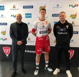 KIF Kolding henter talentfuld stregspiller i Skovbakken Håndbold