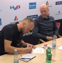 Andreas Toudahl: Klubben har nogle ambitiøse, men realistiske mål.