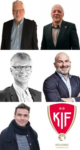 PRESSEMEDDELELSE: Tre yngre erhvervsfolk er nye i bestyrelsen i KIF Håndbold Elite A/S