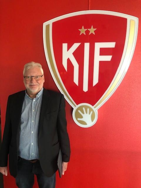 Bestyrelsesformand Gunnar Fogt
