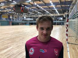 Dagens KIF-spiller: Kristoffer Vestergaard