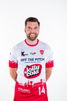 Olafur fra KIF med i Islands EM-trup