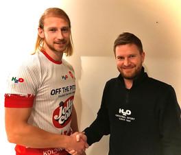 KIF Kolding skriver kontrakt med Torben Petersen