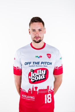 Dagens KIF-spiller: Benjamin B. Pedersen