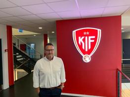 Ny salgschef i KIF Kolding.