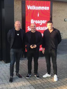 Christian Hjermind: Vi skal sammen skabe fremtidens KIF Kolding