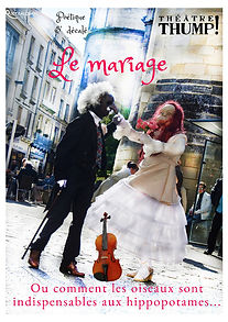 le mariage ou comment les oiseaux sont i