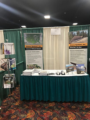 SCG attending the 2018 Colorado Rural Water Association Conference
