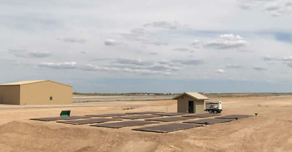 AdvanTex AX100 at the airport facilities at Grand Canyon West. Look they come in more colors than just green.