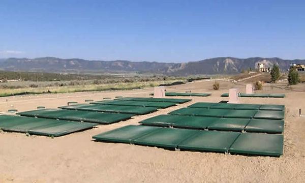 11 Advantex AX100 treatment system in Mesa Verde