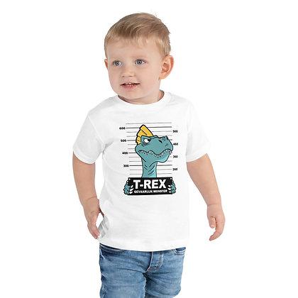 T-shirt   T-REX - Gevaarlijk monster