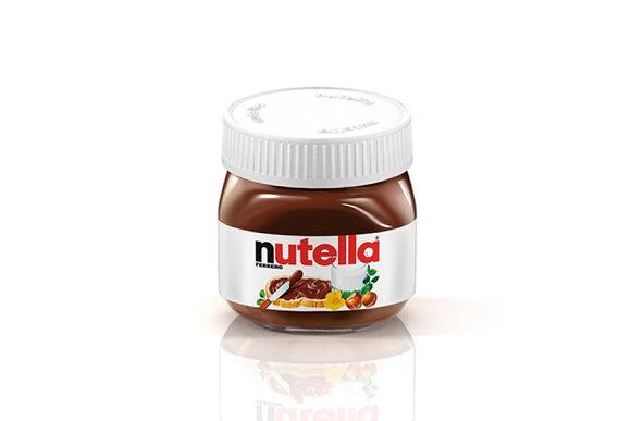 Mini Nutella potje