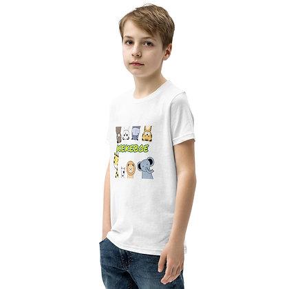 T-shirt   Kiekeboe met dieren