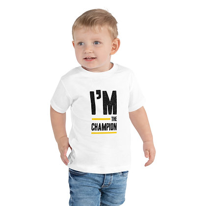 T-shirt | I'm The Champion