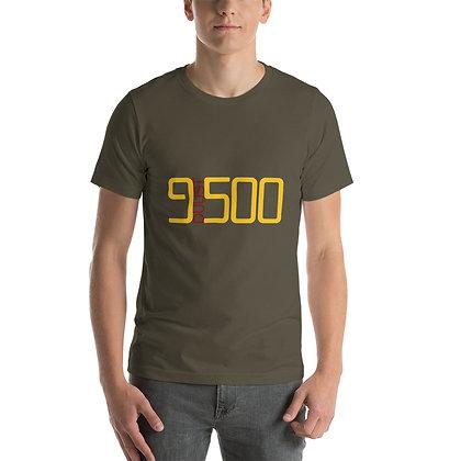 T-shirt - 9500 logo