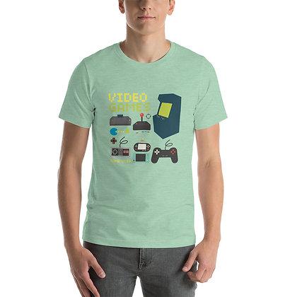 T-shirt   Video Gaming