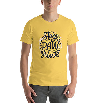 T-shirt | Stay PawSitive