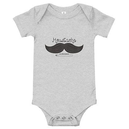 Romper - Moustache 1%