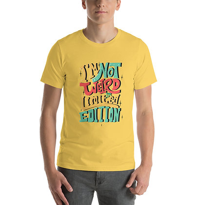 T-shirt   Limeted Edition