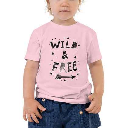 T-shirt   Wild & Free