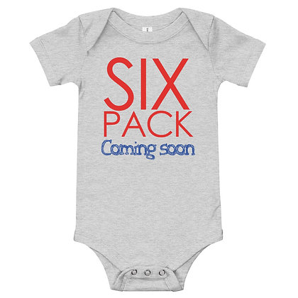 Romper - Six Pack - Coming soon