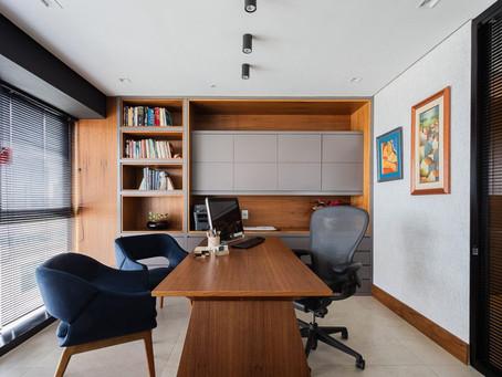 Como tornar um escritório mais funcional