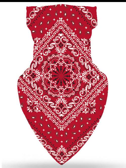RED LONG BANDANA