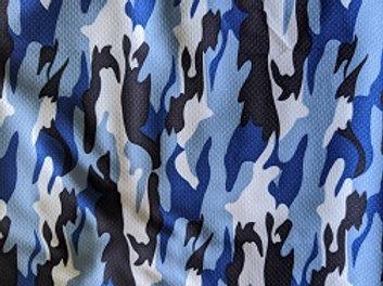BLUE CAMO COOLING CLOTH #2