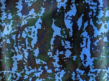 BLUE CAMO COOLING THANG #1