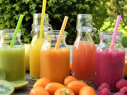 Suco, néctar ou refresco: qual deles é a melhor opção?