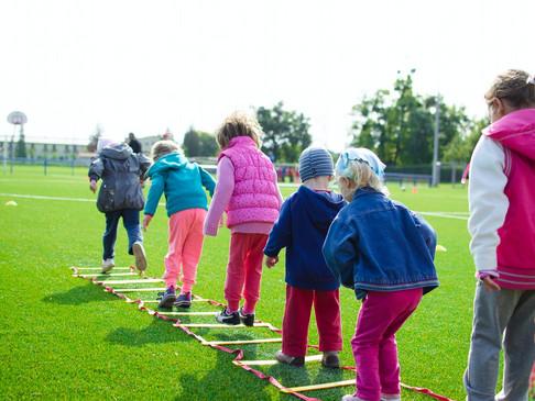 Como manter a atividade física das crianças durante o isolamento social?