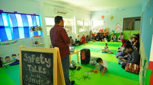 Seminar Global Pepito Daycare dengan Safe Kids Indonesia