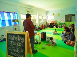 Seminar Global Pepito Daycare dengan Safe Kids Indonesia