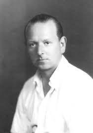 foto do Dr. Bach em preto e branco