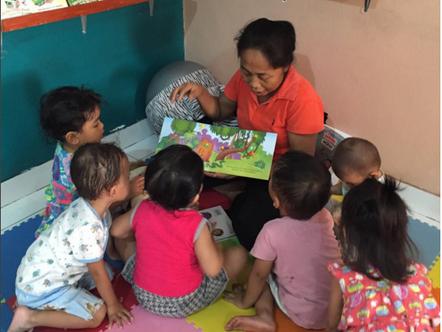 Storytelling atau Mendongengkan Anak (Part 1)