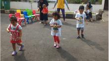 Merayakan Hari Kemerdekaan di Pepito Daycare