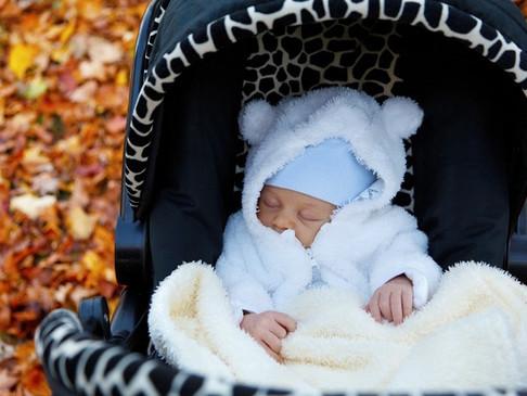 Inverno: confira 7 dicas para cuidar do seu bebê
