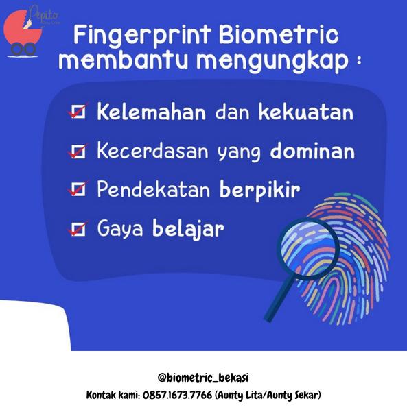 Biometric Bekasi 3
