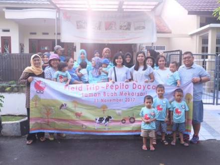 Field Trip ke Mekarsari bersama Pepito Daycare - Part 1