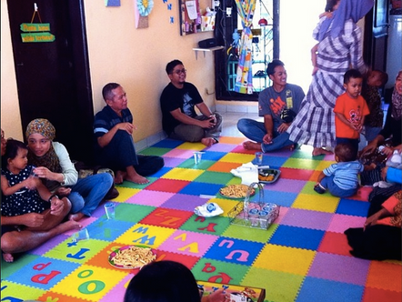 Parent's Gathering Pepito Day Care Bersama Psikolog Anak