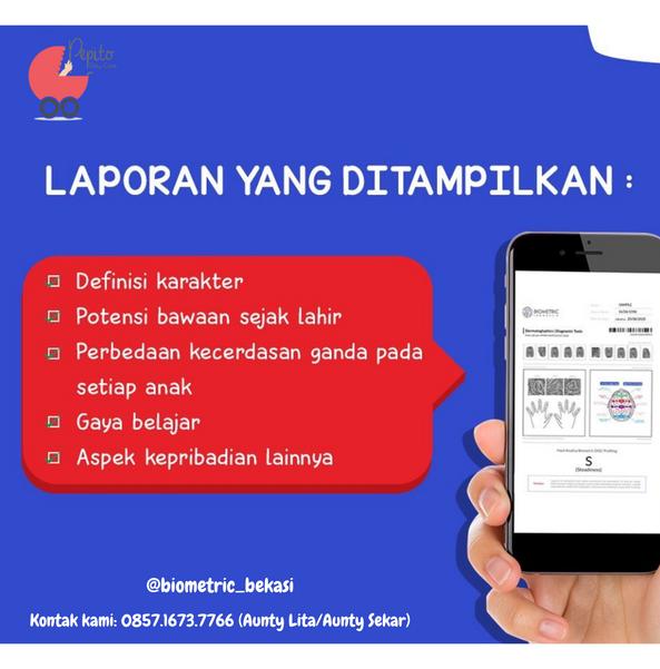 Biometric Bekasi 4