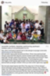 Kunjungan Panti Asuhan bersamam Pepito Daycare