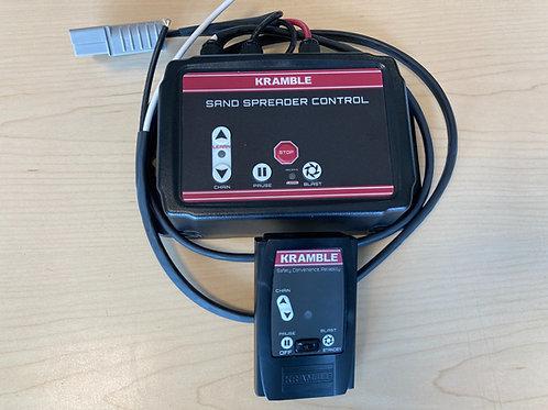 Salt/Sand Spreader Single Electric Radio Control Kit