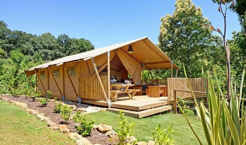 Camping les Charmilles Ardeche Royal Lod